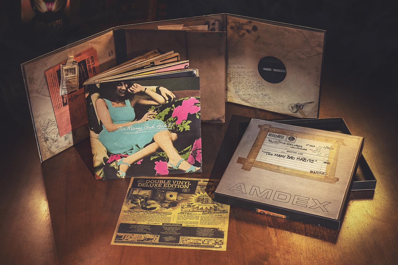 Too Many Bad Habits Box Set - Johnny Nicholas